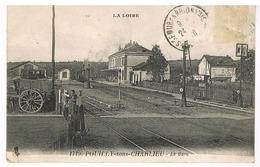 Pouilly-sous-Charlieu - La Gare - Francia