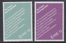 Ireland 1979 European Elections 2v  ** Mnh (44116B) - Europese Gedachte