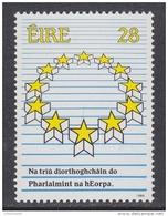 Ireland 1989 European Elections 1v ** Mnh (44116G) - Europese Gedachte