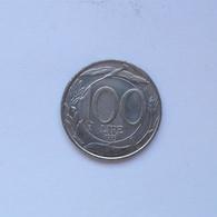 100 Lire Münze Aus Italien Von 1993 (schön) II - 1946-…: Republik