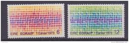 Ireland 1973 Admission Ireland In EU 2v ** Mnh (44116H) - Europese Gedachte