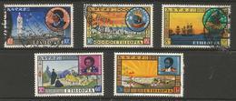 Ethiopia - 1962 Historical Rulers Part Set Used - Ethiopia