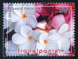 POLYNESIE 2006 - Yv. 775 **   Faciale= 0,76 EUR - Fleur De Frangipanier  ..Réf.POL24217 - Ungebraucht