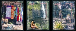 POLYNESIE 2006 - Yv. 776 777 Et 778 **   Faciale= 2,18 EUR - Tourisme (3 Val.)  ..Réf.POL24218 - Polynésie Française