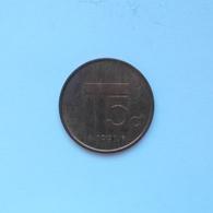 5 Cent Münze Aus Den Niederlanden Von 1991 (sehr Schön) - [ 3] 1815-…: Königreich Der Niederlande