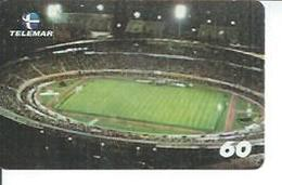 TELEMAR 60 - SERIE CAMPEONATO AMAZONENSE 2000   - BRESIL 07/2000  ( STADE ) - Brésil
