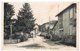 Anglure-sous-Dun - Rue Du Bourg - Francia