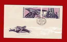 CECOSLOVACCHIA - 1965 - FDC. VOLS SPATIAUX  1^ Jour. - FDC