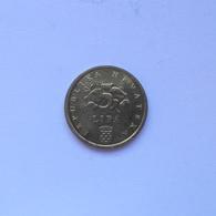 5 Lipa Münze Aus Kroatien Von 2011 (sehr Schön) - Kroatien