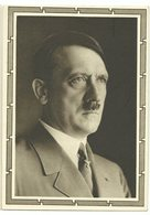 DR Ganzsache P278/01 Hitler Ohne Mütze Ungelaufen - Deutschland