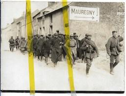 02 AISNE MONTAIGU Canton GUIGNICOURT  PHOTO ALLEMANDE MILITARIA 1914/1918 WK1 WW1 - Autres Communes