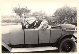 Photo - Photographie - Automobile à Identifier - Département EURE (27) - Cars