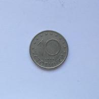 10 Stotinki Münze Aus Bulgarien Von 1999 (sehr Schön) VI - Bulgarien