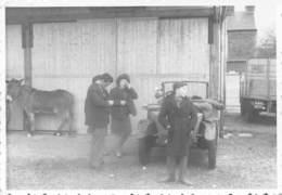 Photo - Photographie - Automobile - Département EURE (27) - Beuzeville 1964 - Coches