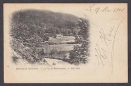 103393/ XONRUPT, Le Lac De Retournemer, 1901 - Xonrupt Longemer