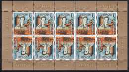 Latvia Mint Stamps Minisheet - Europa 1997 - 1997