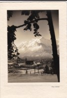 AL70  Photograph Of Innsbruck On Christmas Greeting From The British Consulate - Places