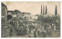 Iguerande - La Fête Vers La Nouvelle Place - France