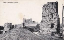 AL74 Dover Castle And Pharos - Dover