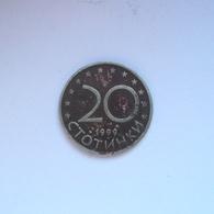 20 Stotinki Münze Aus Bulgarien Von 1999 (schön) - Bulgarien