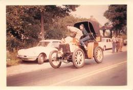 Photo - Photographie - Automobile Panhard 1899 - Rallye Automobile Paris-Rouen - 1892-1964 - Cars
