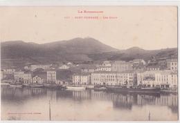 CPA - 107. PORT VENDRES - Les Quais - Port Vendres