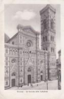AQ56 Firenze, La Facciata Della Cattedrale - Firenze (Florence)