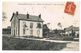 Chalmoux - Mines De Chizeuil, Les Bureaux - Francia