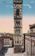 AQ56 Firenze, Campanile Di Giotto - Firenze (Florence)