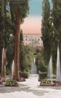 AQ56 Tivoli, Villa D'Este, Edificata L'anno 1551 - Tivoli