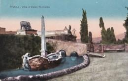 AQ56 Tivoli, Villa D'Este, Rometta - Tivoli