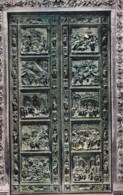 AQ56 Firenze, Porta Del Battistero Di S. Giovanni - Firenze (Florence)