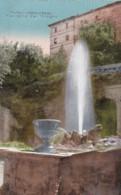 AQ56 Tivoli, Villa D'Este, Fontana Del Draghi - Tivoli