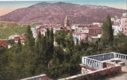 AQ56 Tivoli, Villa D'Este, Panorama Dalla Terrazza - Tivoli