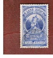 ETIOPIA (ETHIOPIA) -  SG 307 -  1931 H. SELASSIE  - USED ° - Etiopia