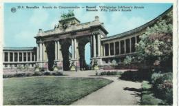 Brussel - Bruxelles - Arcade Du Cinquantenaire - Vijftigjarige Jubileum's Arcade - Albert No 19 A - Monuments, édifices