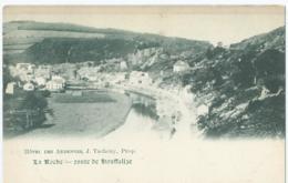 La Roche - Laroche - Route De Houffalize - Hôtel Des Ardennes, J. Tacheny, Prop. - La-Roche-en-Ardenne