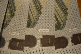 W002 F4 Draghi 5 EURO 2013 W002F4 WA3563492329 - 356 Unc, Neuf - 5 Euro