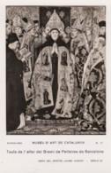 AS79 Art Postcard - Taula De L'altar Del Gremi De Pellaires De Barcelona By Jaume Huguet - Paintings