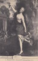 AS79 Art Postcard - Portrait De Mlle. Prevost By Raoux - Paintings