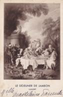 AS79 Art Postcard - Le Dejeuner De Jambon By Lancret - Paintings