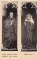 AS79 Art Postcard - LL'Agneau Mystique By Jan Van Eyck - Paintings