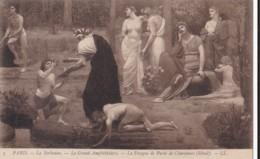 AS79 Art Postcard - La Fresque De Puvis De Chavannes, Detail 5 - Paintings
