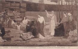 AS79 Art Postcard - La Fresque De Puvis De Chavannes, Detail 3 - Paintings