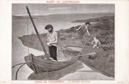 AS79 Art Postcard - Le Pauvre Pecheur By Puvis De Chavannes - Paintings