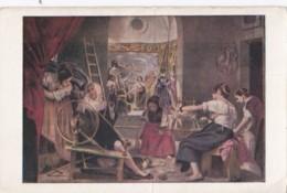 AS79 Art Postcard - Las Hilanderas By Velazquez - Paintings