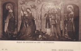 AS79 Art Postcard - Le Crucifiement - Paintings