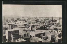 AK Akka, Teilansicht - Palästina