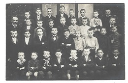 01 - THOISSEY - CPA Photo De Classe - Frankreich