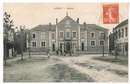 Gergy - Mairie - Francia